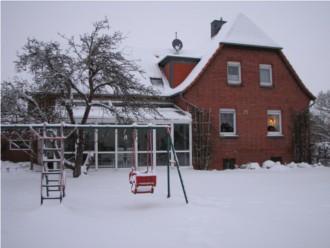 Ursprung im Winter